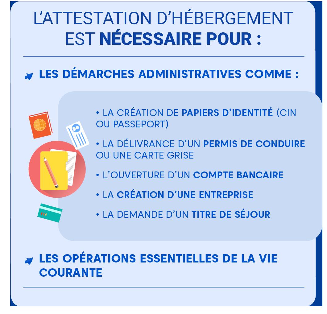 """Alt=""""Tout connaître sur l'attestation d'hébergement - Démarche administrative"""""""