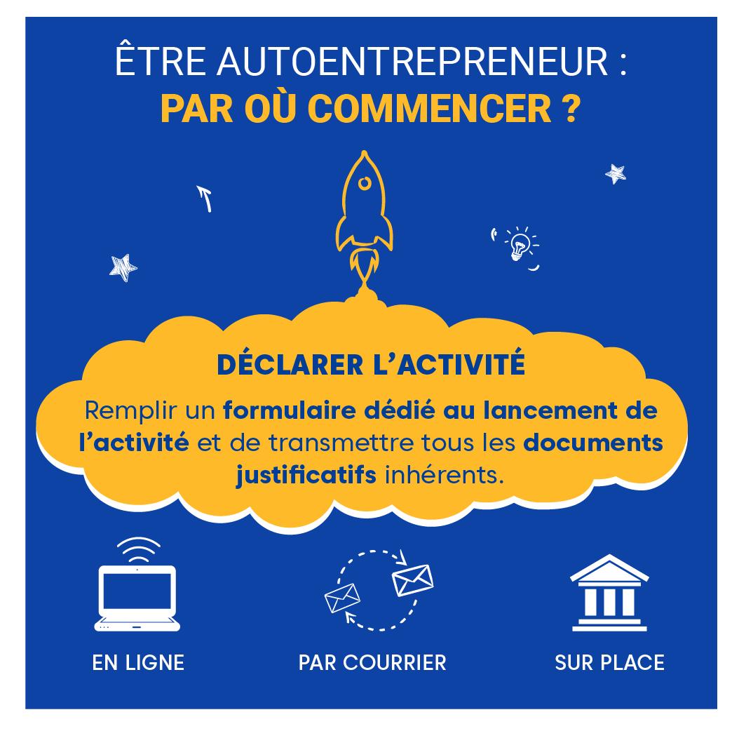 """Alt=""""Auto-entrepreneur - Commencement"""""""