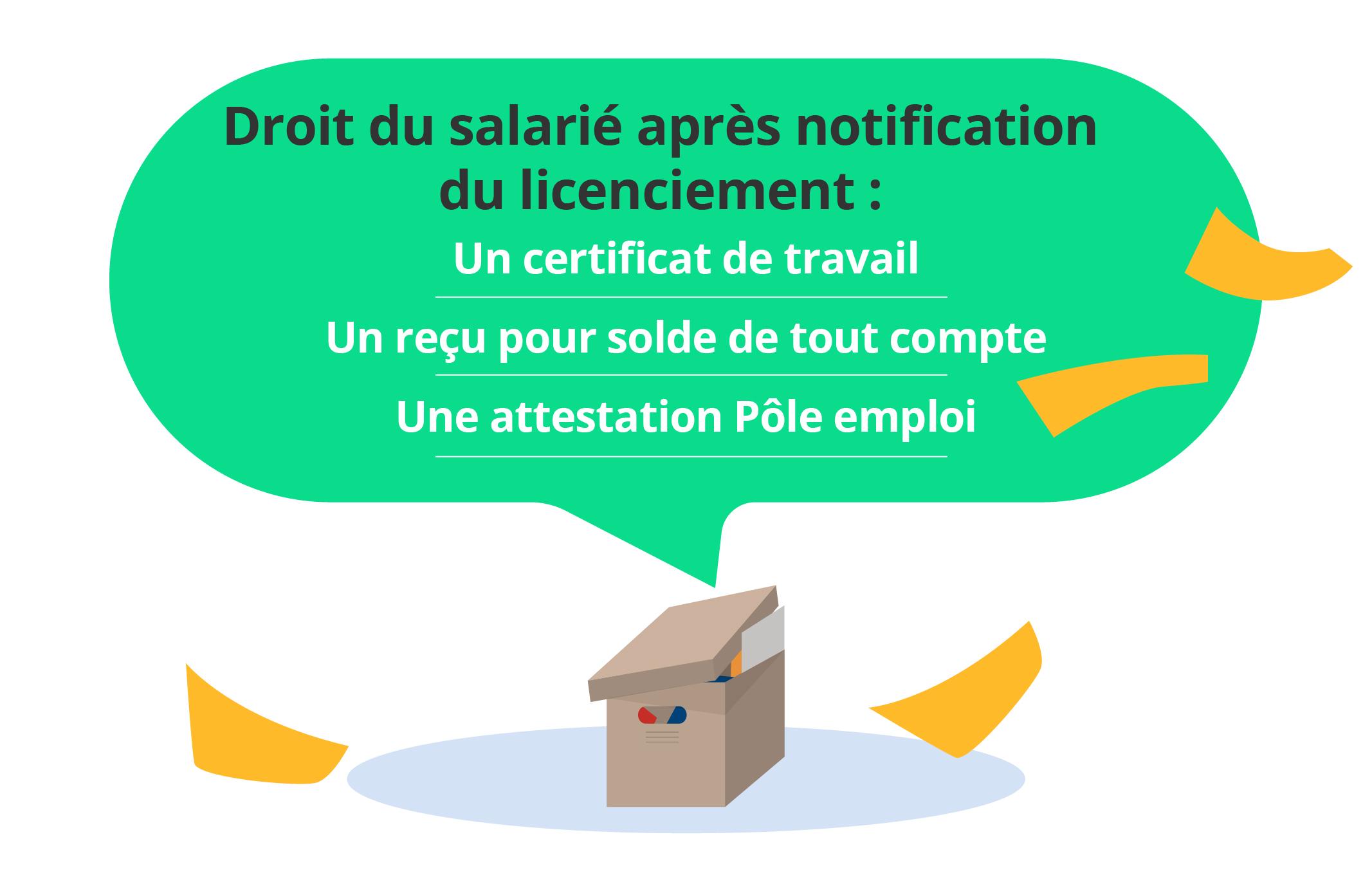 """Alt=""""Licenciement pour faute lourde - notification"""""""